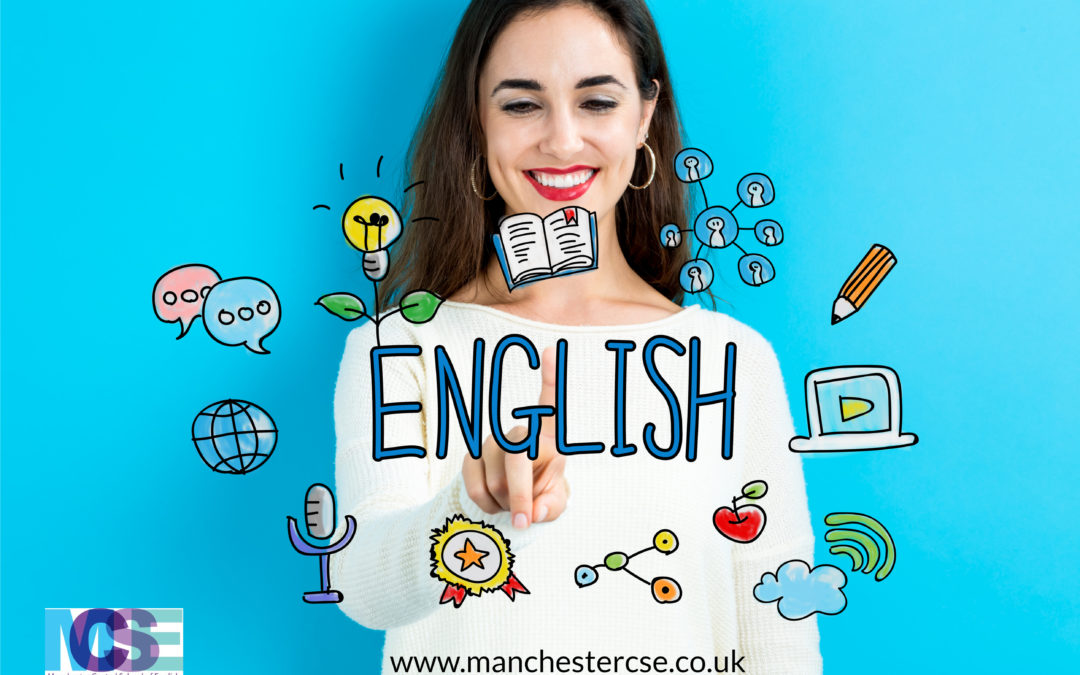Studying English has never been easier!