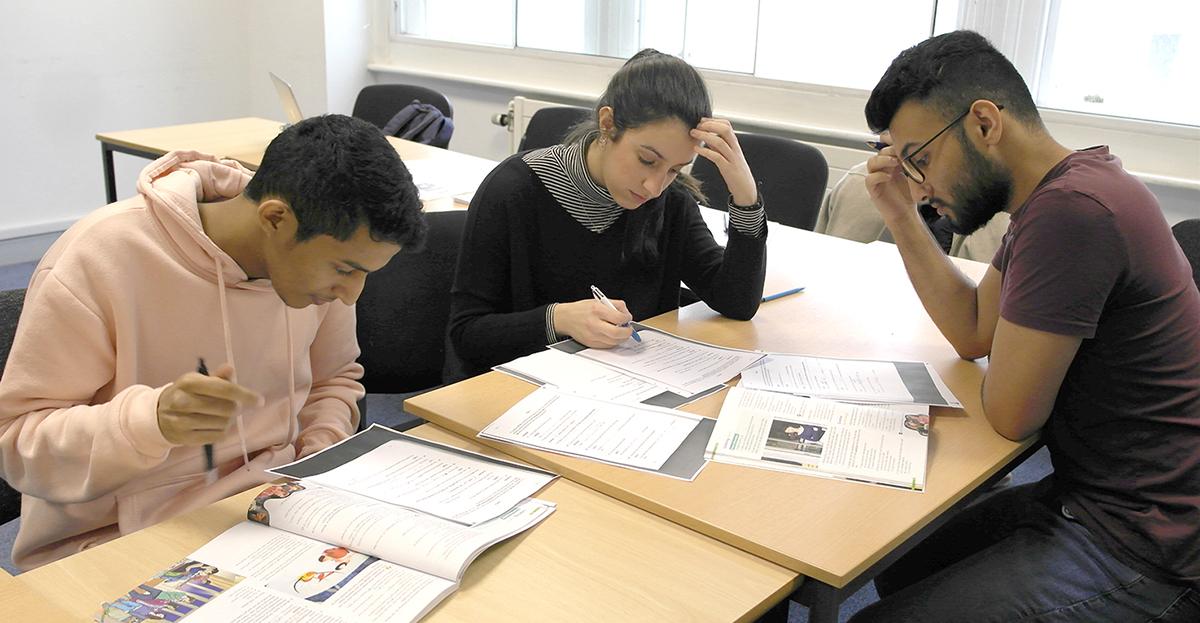 Cambridge Exam Preparation