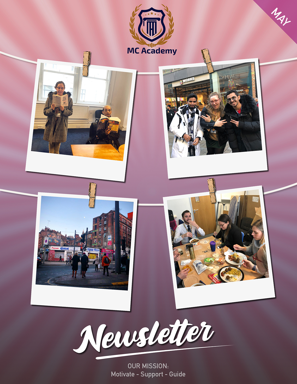 Student Newsletter May