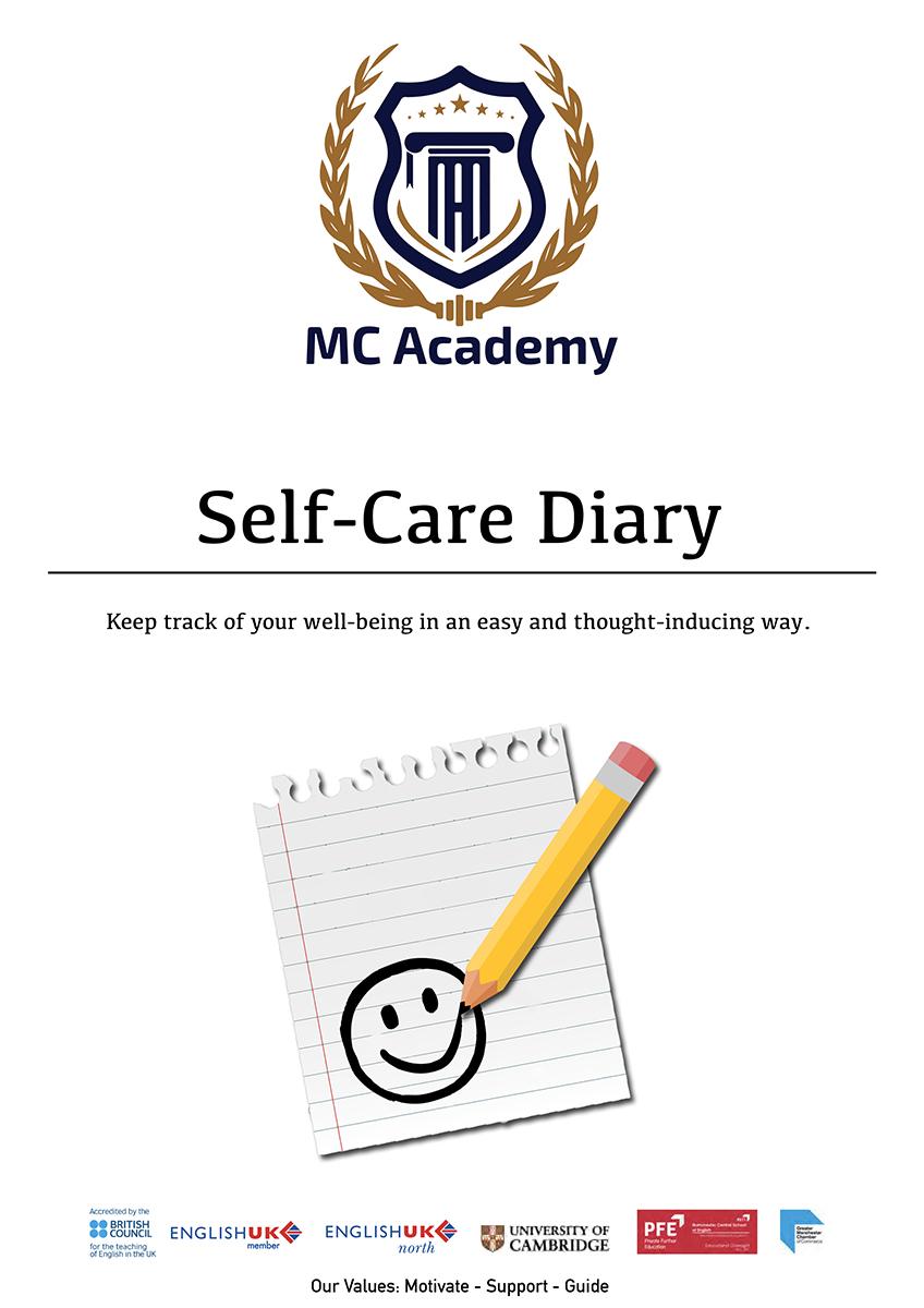 Self-Care Diary
