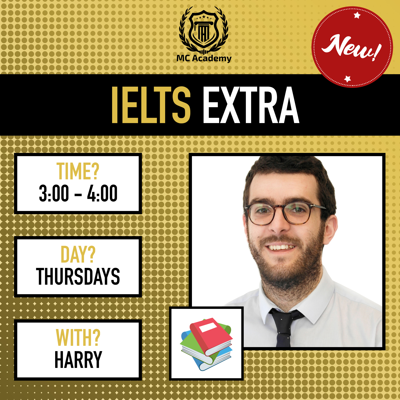 IELTS - Extra