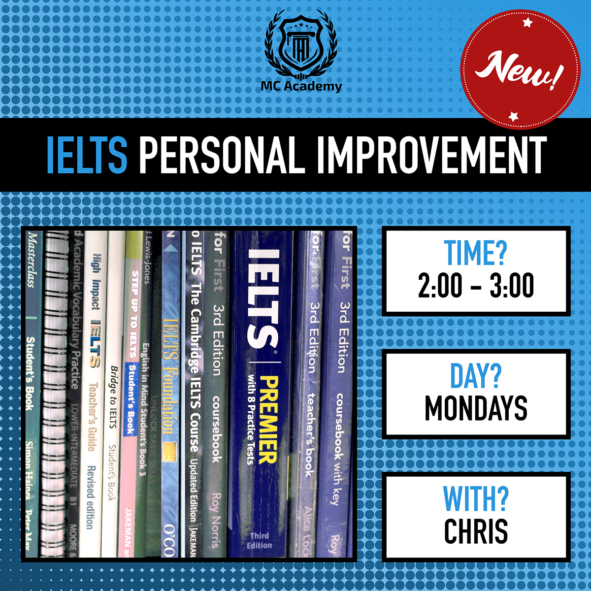 IELTS - Personal Improvement