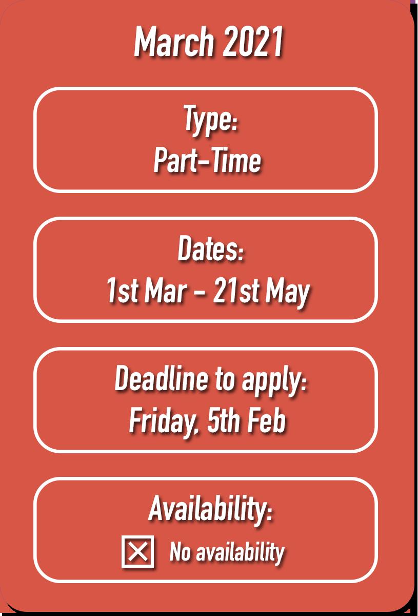 CELTA Dates 03